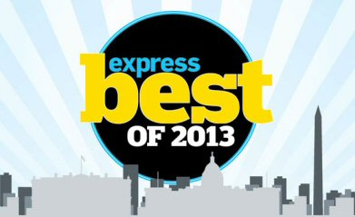 Studio 4, Old Town - Best Art Gallery - Washington Post Express Best of 2013